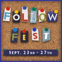 Melissa Maygrove's Follow Fest 2013 Blog Hop