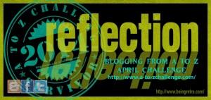 A-to-Z Reflection [2014]